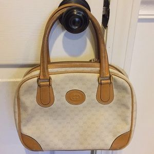 Authentic Gucci vintage handbag